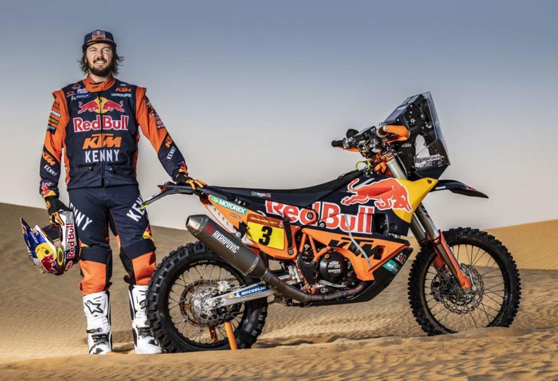 Ο Toby Price στην KTM για άλλα δυο χρόνια