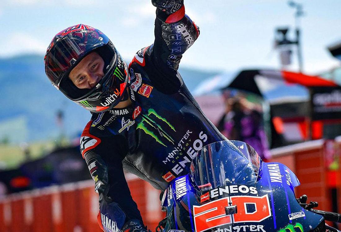MotoGP Misano: Παγκόσμιος πρωταθλητής ο Fabio Quartararo, νικητής ο Marquez